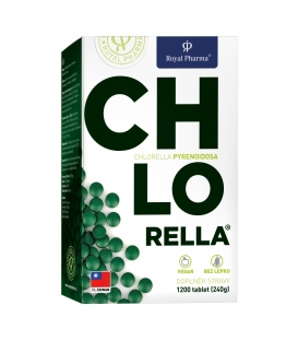 Chlorella Royal Pharma 1200 tabliet