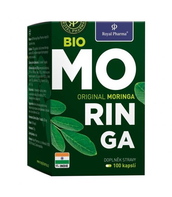 Bio Maca Royal Pharma 100 kapsúl