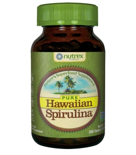 Spirulina Pacifica® tablety