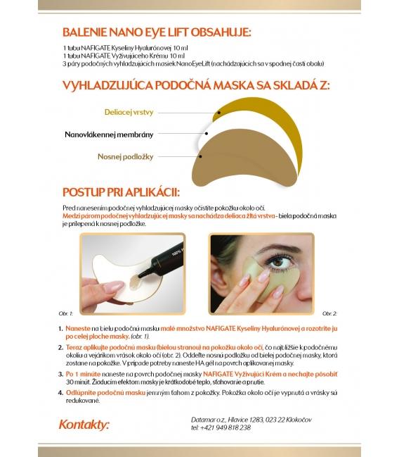 Nafigate Kyselina Hyaluronová 20 ml
