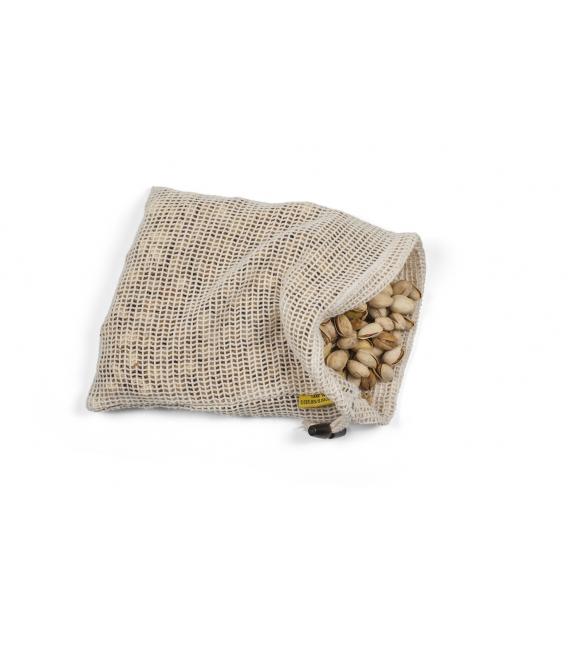 Bio bavlnené vrecká na opakované použitie 7 ks SET