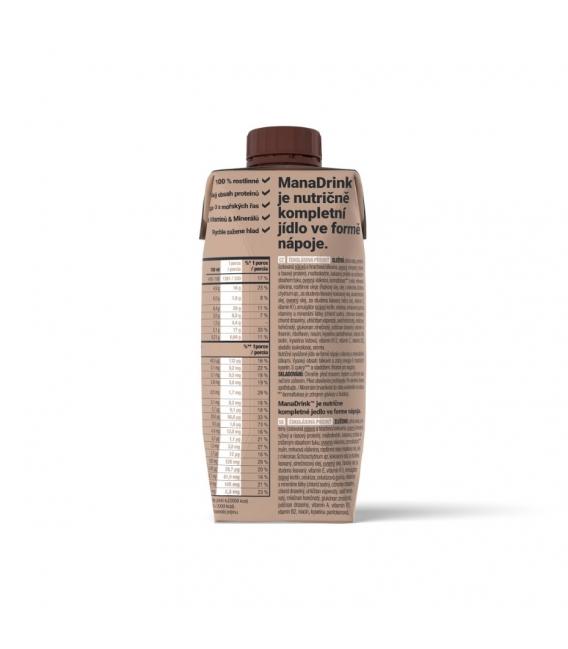 Mana Drink Choco 12 x 330 ml Mark 6