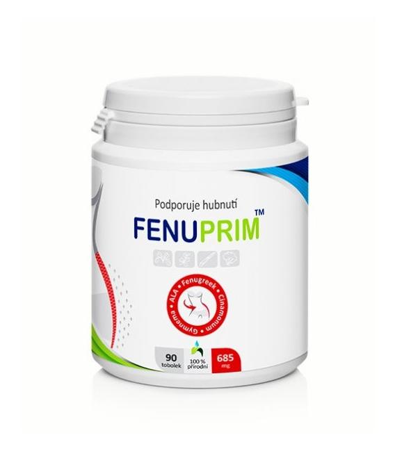 Fenuprim – kombinácia pre formovanie postavy, 90 kps, Superionherbs