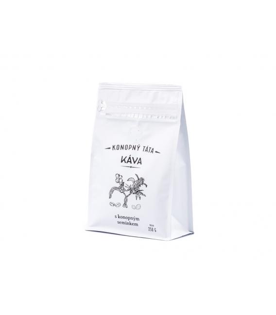 Konopná káva 250 g, Konopný Táta