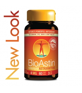 BioAstin Astaxanthin 4 mg 60 kps.