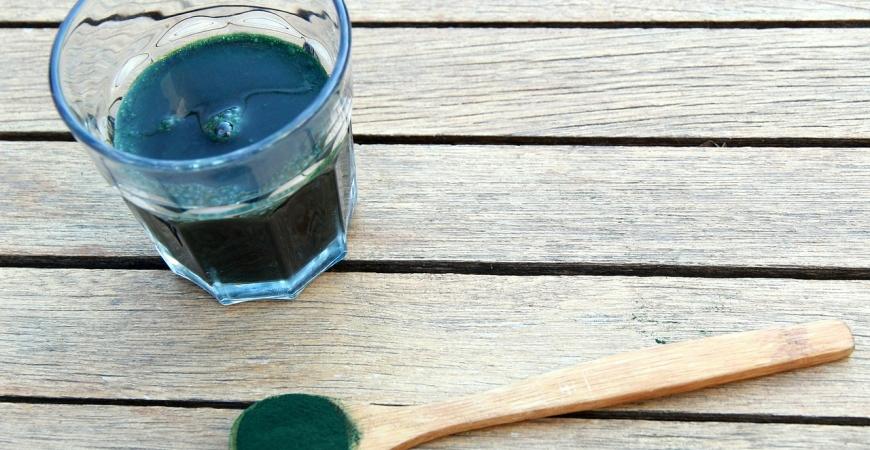 Spirulina a jej účinky na trávenie