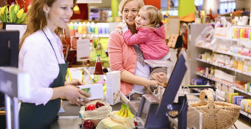 Chcete nakupovať ekologicky? Používajte bavlnené vrecká