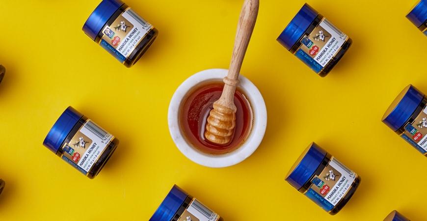 Odhaľte tajomstvo medu Manuka!